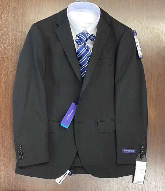 リクルートスーツの着方