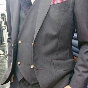 個性派成人式スーツ