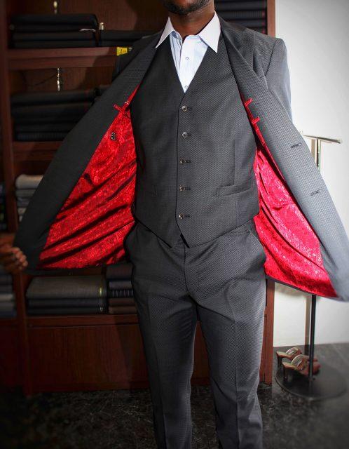 ビックサイズスーツ