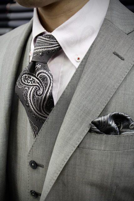 ブライダルオーダースーツ
